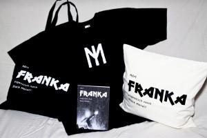 """Merchandise """"Hört Franka eiegentlich noch Black Metal"""""""