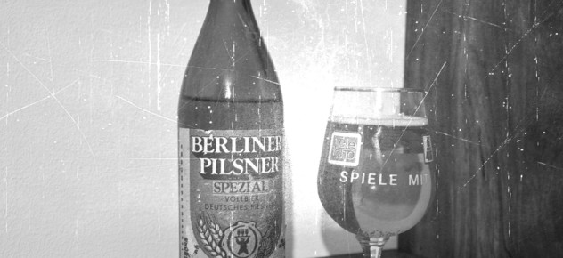 Berliner Pilsner Original DDR Abfüllung
